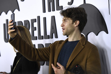 Keegan Allen Premiere Of Netflix's 'The Umbrella Academy' - Arrivals