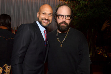 Keegan-Michael Key Brett Gelman 2019 GQ Men Of The Year Celebration At The West Hollywood EDITION - Inside