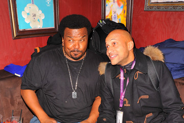 Keegan-Michael Key Craig Robinson The Official 'Morris From America' After Party At Bar53 At Rock & Reilly's And 50 bleu lounge  - Park City 2016