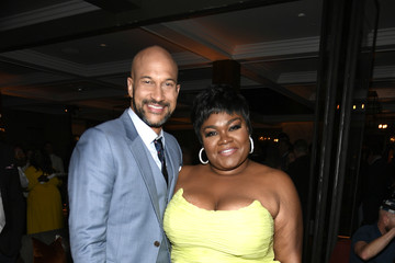 Keegan-Michael Key Da' Vine Joy Randolph L.A. Premiere Of Netflix's 'Dolemite Is My Name' - After Party