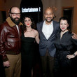 Keegan-Michael Key Entertainment Weekly Celebrates Screen Actors Guild Award Nominees at Chateau Marmont - Inside