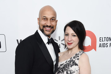 Keegan-Michael Key 28th Annual Elton John AIDS Foundation Academy Awards Viewing Party Sponsored By IMDb, Neuro Drinks And Walmart - Red Carpet