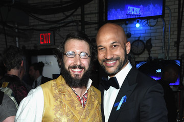 Keegan-Michael Key 2017 Tony Awards - Backstage & Audience
