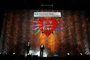 """Larry King Keep Memory Alive's 16th Annual """"Power Of Love Gala"""" Celebrates Muhammad Ali's 70th Birthday - Inside"""