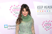 Paula Abdul attends the 24th annual Keep Memory Alive 'Power of Love Gala' benefit for the Cleveland Clinic Lou Ruvo Center for Brain Health at MGM Grand Garden Arena on March 07, 2020 in Las Vegas, Nevada.