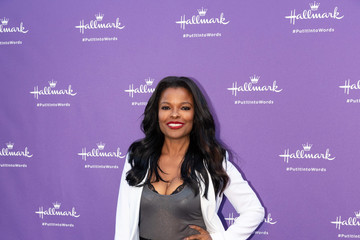 Keesha Sharp Launch Party For Hallmark's 'Put It Into Words' Campaign - Arrivals