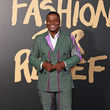Kehinde Wiley Red Carpet Arrivals - Fashion For Relief London 2019