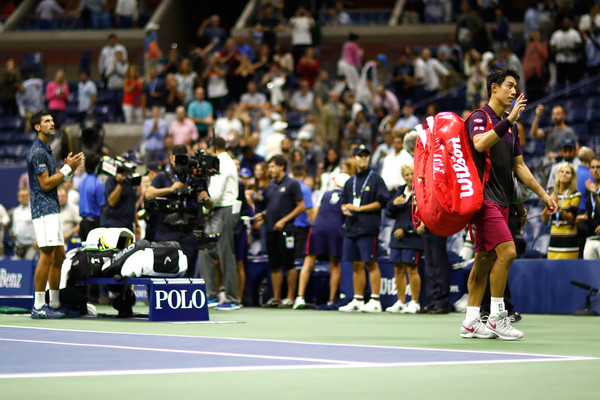 2018 US Open - Day 12 []