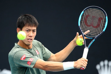 Kei Nishikori 2019 Australian Open - Previews