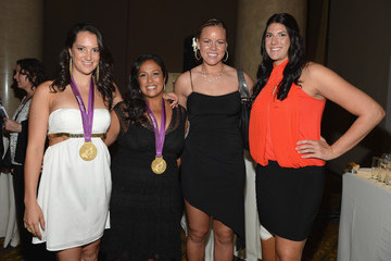 Keilani Ricketts 33rd Annual Salute To Women In Sports - Reception