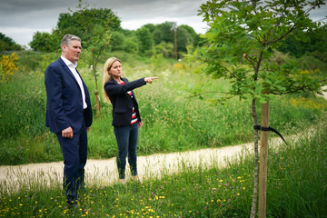 Keir Starmer European Best Pictures Of The Day - June 10