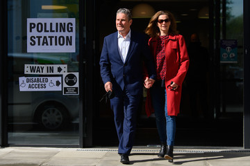 Keir Starmer European Best Pictures Of The Day - May 06