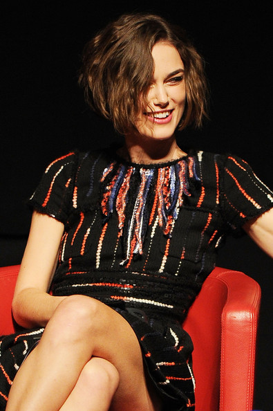 Keira Knightley Actress Keira Knightley attends the