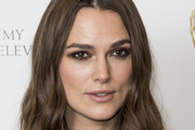 Keira Knightley attends her 'A Life In Pictures' photocall at BAFTA on December 17, 2018 in London, England.