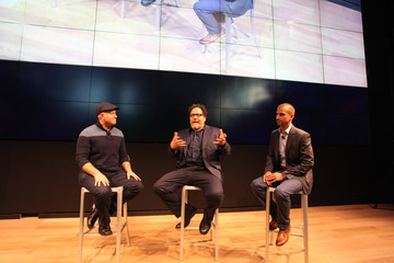 Keith Miller Samsung 837 Presents a Q&A And VR Screening With 'The Jungle Book' Director Jon Favreau
