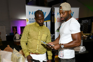 Keith Robinson 2018 BET Awards Gift Lounge