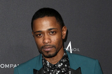 Keith Stanfield The Weinstein Company and Netflix Golden Globe Party, Presented With FIJI Water, Grey Goose Vodka, Lindt Chocolate, and Moroccanoil - Red Carpet