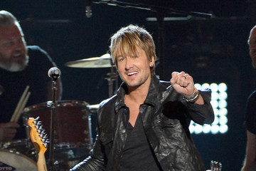 Keith Urban 49th Annual Academy of Country Music Awards Show