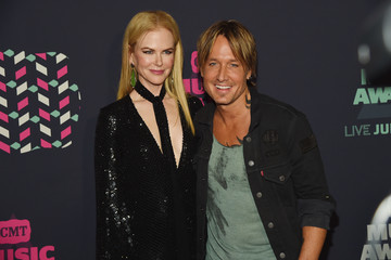 Keith Urban 2016 CMT Music Awards - Red Carpet