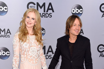 Keith Urban Arrivals at the 48th Annual CMA Awards