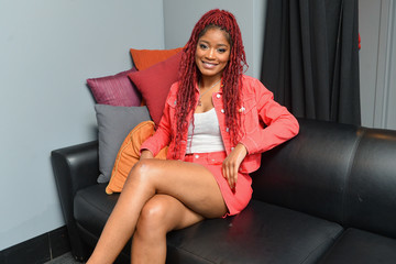 Keke Palmer 10th Annual Shorty Awards - Backstage And Green Room