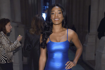 Keke Palmer Elton John AIDS Foundation Commemorates Its 25th Year and Honors Founder Sir Elton John During New York Fall Gala - Arrivals