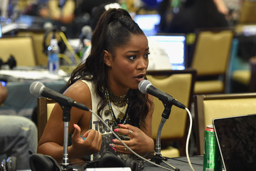 Keke Palmer BET AWARDS '14 - Radio Broadcast Center - Day 2