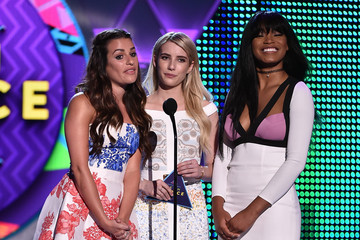 Keke Palmer Teen Choice Awards 2015