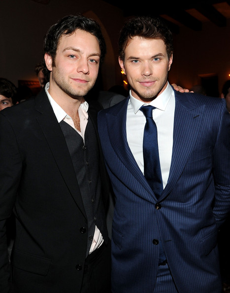 Kellan Lutz Actors Jonathan Sadowski and Kellan Lutz attend the 15th annual