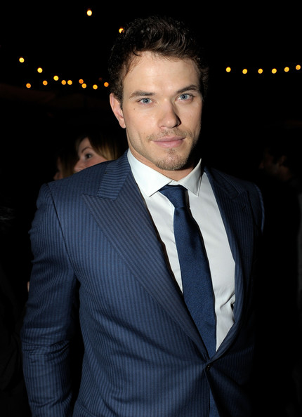 Kellan Lutz Actor Kellan Lutz attends the 15th annual