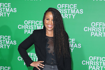 Kellee Stewart Office Christmas Party LA Premiere
