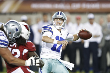 Kellen Moore Hall of Fame Game - Dallas Cowboys v Arizona Cardinals
