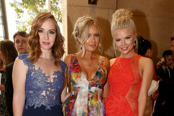 Kelli Goss Camryn Grimes The 41st Annual Daytime Emmy Awards - Red Carpet