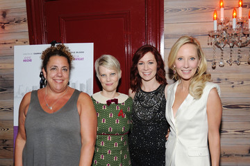 """Kellie Overbey """"That's What She Said"""" New York Premiere Party"""