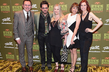 Kellie Overbey 'Duck Commander Musical' Premiere at the Rio in Las Vegas