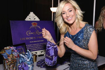 Kellie Pickler Country Music Artists Stuff Crown Royal CAMO Care Packages Backstage at the CMT Music Awards