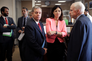 Kelly Ayotte  Sen. Lindsey Graham Discusses Military Assistance to Israel
