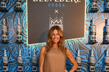 Kelly Bensimon Belvedere Vodka Launches Laolu Senbanjo 2018 Limited Edition Bottle During New York Fashion Week At Whitney Museum Of American Art