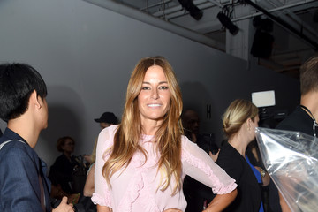 Kelly Bensimon Son Jung Wan - Front Row - September 2017 - New York Fashion Week: The Shows