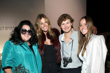 Kelly Bensimon Dennis Basso - Front Row - September 2018 - New York Fashion Week