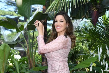 Kelly Brook RHS Hampton Court Flower Show - Launch