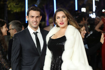 Kelly Brook 'Murder on the Orient Express' World Premiere - Red Carpet Arrivals