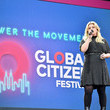 Kelly Clarkson 2019 Global Citizen Festival: Power The Movement – Onstage