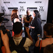 Kelly Cutrone Francesca Liberatore - Backstage - September 2016 - New York Fashion Week: The Shows
