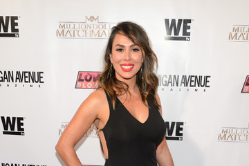 Kelly Dodd WE tv LOVE BLOWS Event - Red Carpet