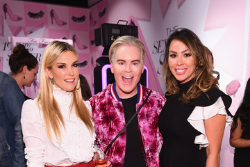 Kelly Dodd Too Faced's Better Than Sex Pop-up Launch