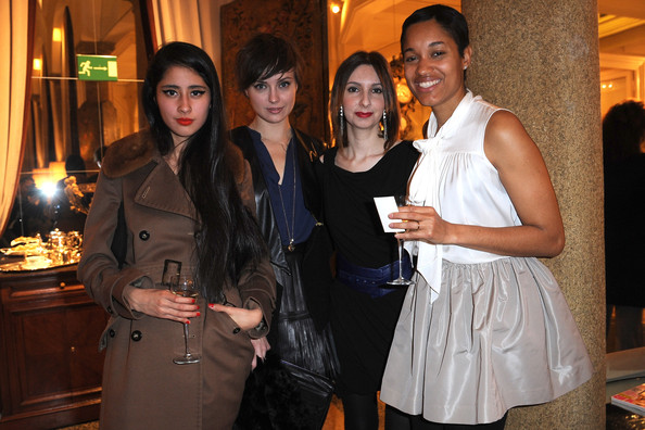 Glamour Celebrates Its Young & Posh Blogger Network During Milan Fashion Week