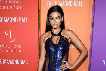 Kelly Gale Rihanna's 5th Annual Diamond Ball Benefitting The Clara Lionel Foundation - Arrivals