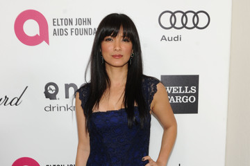 Kelly Hu Elton John AIDS Foundation Oscar Viewing Party — Part 7