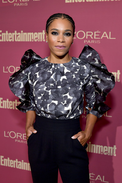 Entertainment Weekly And L'Oreal Paris Hosts The 2019 Pre-Emmy Party - Arrivals [clothing,fashion,beauty,hairstyle,black hair,red carpet,performance,carpet,premiere,fashion model,arrivals,kelly mccreary,l\u00e2,sunset tower hotel,entertainment weekly,loreal paris hosts,party,tmoreal paris,pre-emmy party]